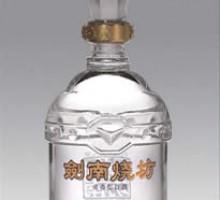 高档500ml白酒瓶 RS-8870