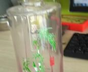 高档500ml丝印白酒瓶 RS-BJP-8872